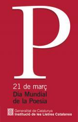 Dia Mundial de la Poesia amb els alumnes de Mollerussa