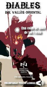 <i>Una colla de mots de foc i festa</i>, un recull lèxic sobre diables elaborat pel CNL del Vallès Oriental