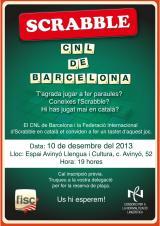 Tastet d'Scrabble en català