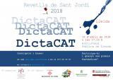 Celebra la Revetlla de Sant Jordi participant al DictaCAT