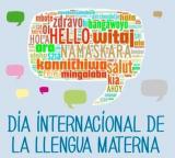 Celebrem el Dia de la Llengua Materna