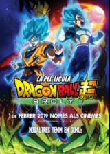 'Dragon Ball Super: Broly' s'estrena en català a 60 sales (8 de les quals, a les comarques de Girona)