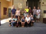 Les parelles lingüístiques de Manresa tanquen temporada amb una ruta per la ciutat