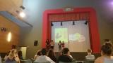 Cloenda del Voluntariat per la Llengua a l'Institut Puig Cargol de Sant Antoni