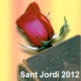 Sant Jordi 2012 al Centre de Normalització Lingüística de les Terres de l'Ebre