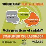 Una vintena de comerços de Vilanova i la Geltrú renoven el seu compromís com a establiments col·laboradors del Voluntariat per la llengua