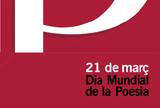 Celebració del Dia Mundial de la Poesia a Vilafranca del Penedès