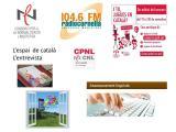L'assessorament i la campanya 'I tu, jugues en català?' a l''Espai de català' de Ràdio Cornellà