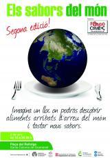 Els sabors del món (2a edició)