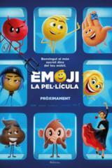 Cinema infantil en català a Sant Cugat: <em>Emoji</em>