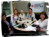 Ràdio Sant Boi entrevista participants al Voluntariat per la llengua (VxL)