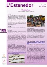 <em>L'Estenedor 109</em> - Març de 2014