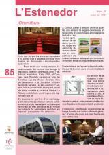 L'Estenedor 85 - Juliol 2011