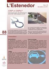 L'Estenedor 88 - Novembre 2011