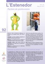 L'Estenedor 92 - Març 2012