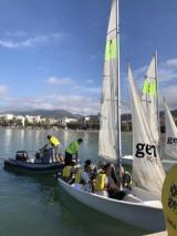 Taller nàutic a càrrec del GEN Roses: muntatge d'una embarcació i sortida a navegar