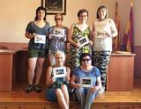 Acte de cloenda de les sessions de llengua impartides al Pinell de Brai