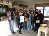 Acaba el curs de català per als alumnes del Programa de Reincorporació al Treball (PRT) organitzat per Creu Roja