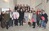 Acte de signatura de convenis amb entitats per fomentar l'ús del català a Barcelona