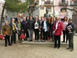 Participativa ruta literària a Valls