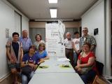 Cloenda de la 25a edició del Voluntariat per la llengua de Viladecans