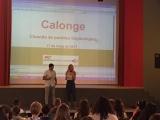 Cloenda del Voluntariat per la Llengua dels centres educatius de Calonge