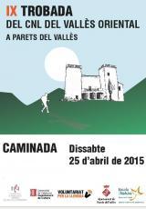 IX Trobada del CNL del Vallès Oriental