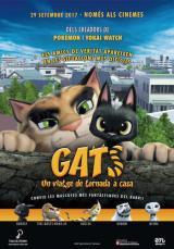 La pel·lícula 'Gats. Un viatge de tornada a casa', en català a Tarragona i Vila-seca