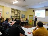 Presentació del Vxl a usuaris de la Fundació Gentis de Tarragona