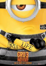 <i>Gru 3, el meu dolent preferit</i> a Granollers i a Sant Celoni - Cinema Infantil en Català