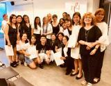 De del 2008,el CNL de Barcelona ha organitzat 27 cursos per al Centro Filipino.