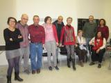 Voluntaris i aprenents de Reus participen en el joc de les parelles lingüístiques i comparteixen l'experiència del VxL