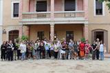Aprenents i voluntaris inicien les seves trobades tot passejant per Vallvidrera
