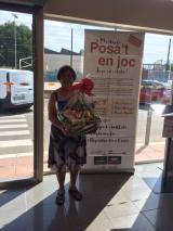 El Posa't en joc de l'Oficina de Català de Montmeló amb el supermercat Esclat arriba a la seva fi