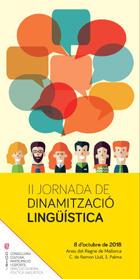 Una tècnica del CNL de l'Alt Penedès i el Garraf participa en la II Jornada de Dinamització Lingüística, a Mallorca