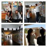 Els alumnes de l'institut Vil·la Romana de la Garriga coneixen Pompeu Fabra