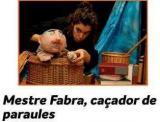 """""""Mestre Fabra, caçador de paraules"""" a Cambrils"""
