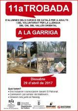 XI Trobada del CNL del Vallès Oriental