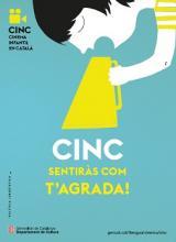 El nou cicle CINC porta 5 pel·lícules per a tots els públics a l'OCine del Màgic Badalona