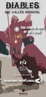 Presentació de la publicació Una colla de mots de foc i festa a Canovelles