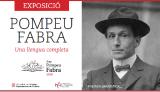 Exposició <em>Pompeu Fabra. Una llengua completa</em> al Centre Cultural de Ripollet