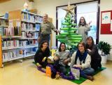 Els alumnes del Bàsic 2 visitaran la Biblioteca l'Escorxador de Sant Celoni