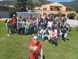 Sortida de final de curs del Gironès i el Pla de l'Estany a l'Alt Empordà