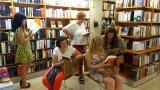 El SLC de Polinyà visita llibreries emblemàtiques