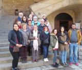 El VxL del CNL de l'Hospitalet visita la Biblioteca de Catalunya