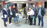 Visita al centre històric de Vic i pràctica oral