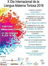 Dia Internacional de la Llengua Materna a Tortosa