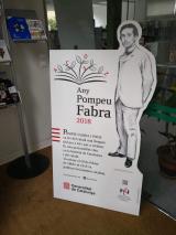 Exposició sobre Fabra a les Borges Blanques