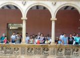 Foto de grup dels participants a la Gimcana