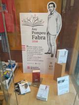 Pompeu Fabra, als comerços d'Igualada i Manresa